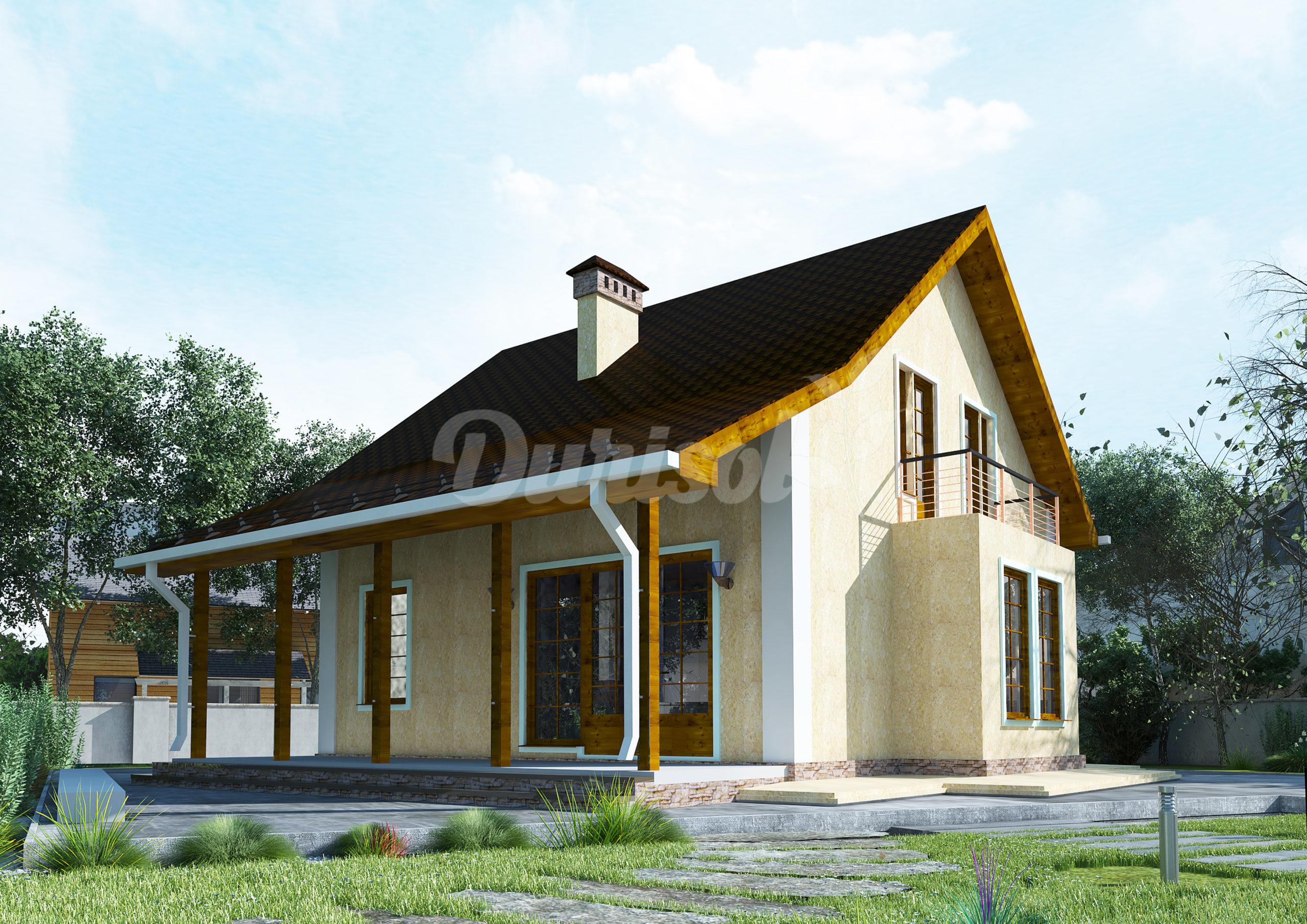 Завод Durisol представит щепоцементные блоки